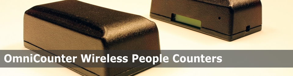 OmniCounter Wireless People Counters