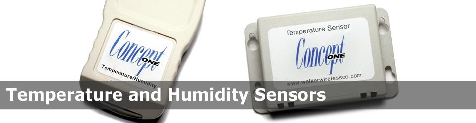 Temperature / Humidity Sensors